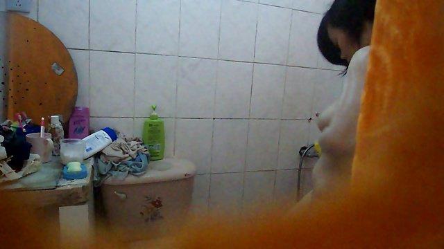 spy cam on Taiwanese big tits