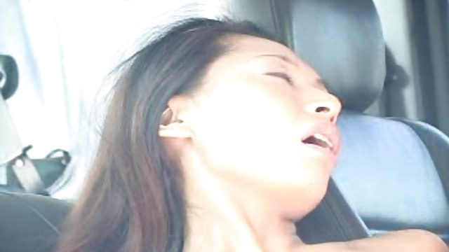 Taiwanese chick gets fucked in car p1 – kamikaze