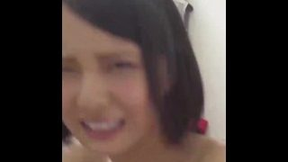 China Matsuoka Get Drilled While Make Up